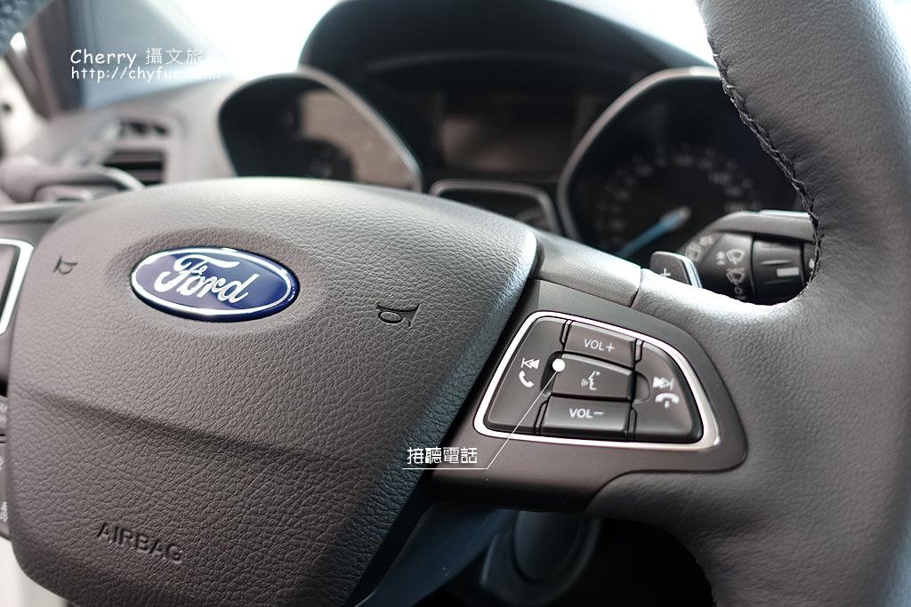 20170724182857_44 賞車 福特FORD NEW KUGA 245旗艦型,智能休旅車安全配備更優質