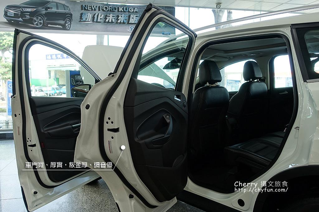 20170724182906_91 賞車 福特FORD NEW KUGA 245旗艦型,智能休旅車安全配備更優質