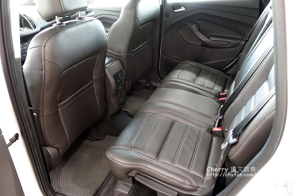 20170724182910_95 賞車 福特FORD NEW KUGA 245旗艦型,智能休旅車安全配備更優質