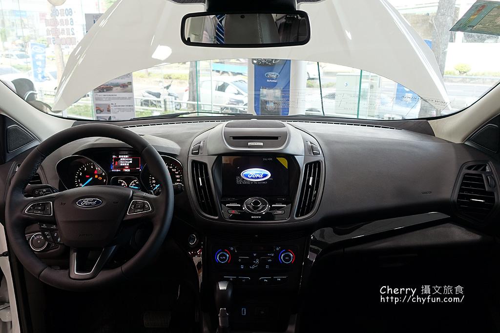 20170724182919_2 賞車 福特FORD NEW KUGA 245旗艦型,智能休旅車安全配備更優質