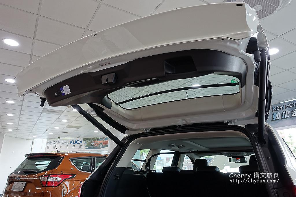 20170724182927_8 賞車 福特FORD NEW KUGA 245旗艦型,智能休旅車安全配備更優質