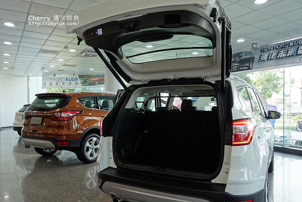 20170724182929_9 賞車 福特FORD NEW KUGA 245旗艦型,智能休旅車安全配備更優質