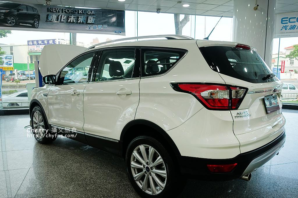 20170724182951_64 賞車 福特FORD NEW KUGA 245旗艦型,智能休旅車安全配備更優質