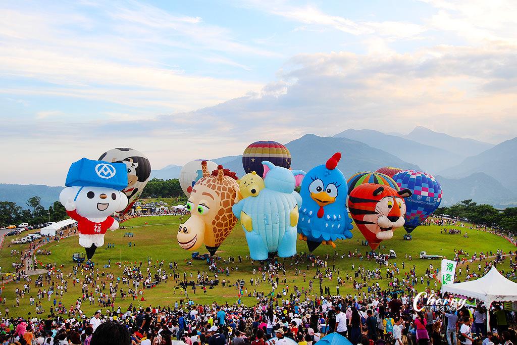 20170824213547_21 台東|2017熱氣球光雕音樂會閉幕式,搭乘接駁車趣鹿野高台追球