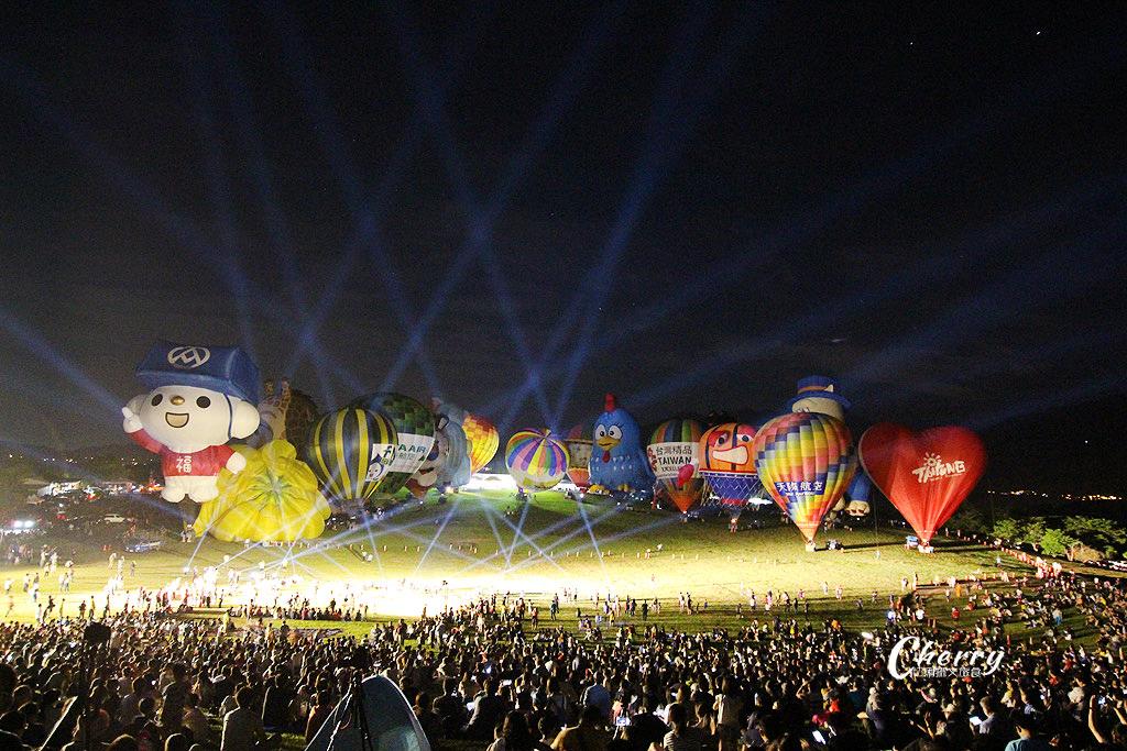 20170824213607_18 台東|2017熱氣球光雕音樂會閉幕式,搭乘接駁車趣鹿野高台追球
