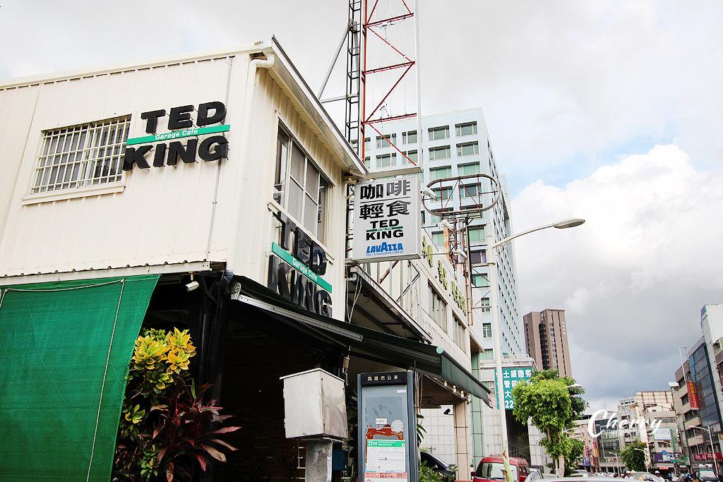 20170913172439_63 高雄 中西合併有鹹熱食、甜點的咖啡館,就在舒適的TED KING GARAGE CAFE