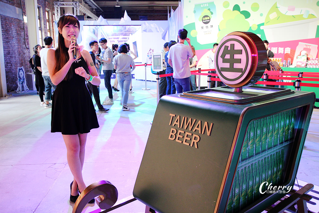 20170916044032_87 乾哪!2017台灣啤酒體驗館,憑體驗手環玩遊戲吃冰喝酒
