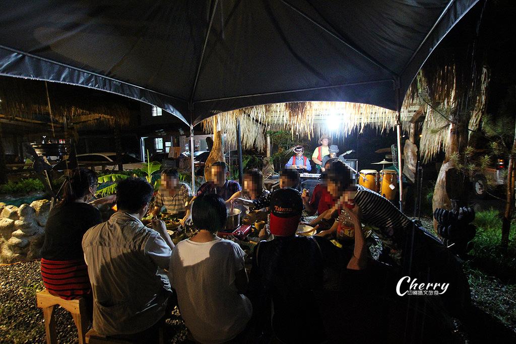 20170926044812_52 嘉義 阿里山逐鹿部落鄒遊星光晚宴,聽獵人在唱歌氛圍超愜意