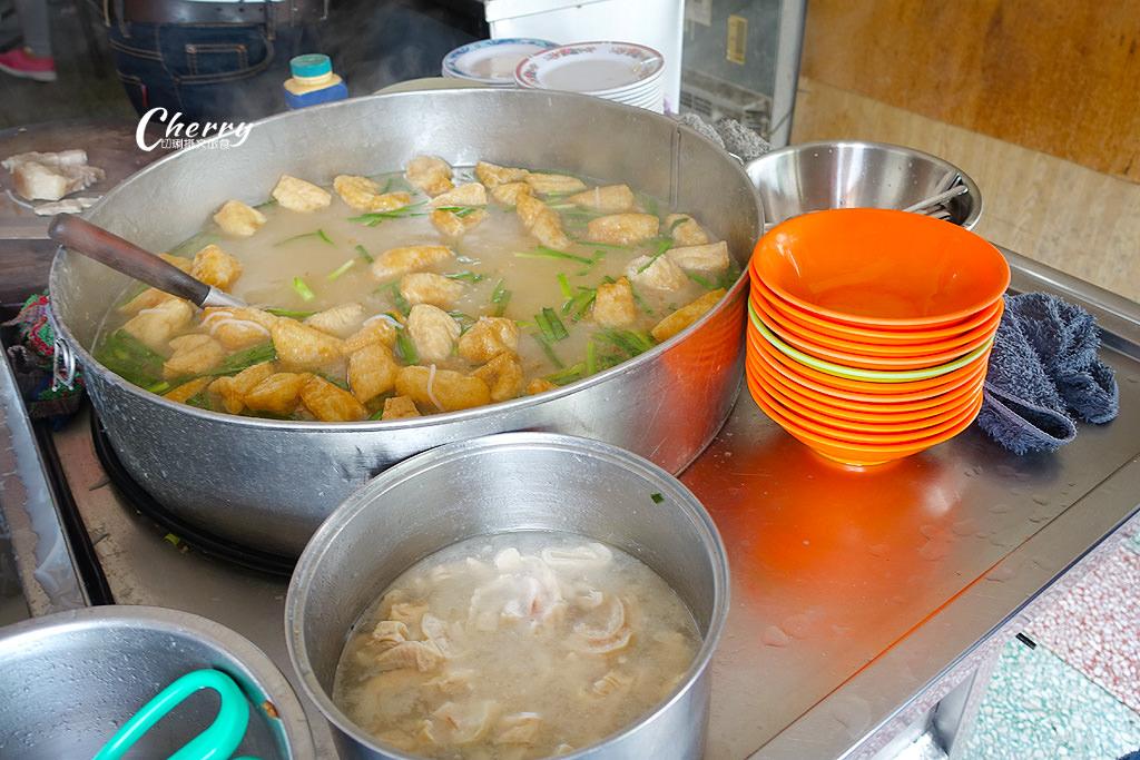 20170928043420_67 台中|柳川古早味米粉湯,湯頭清甜有黑白切的在地老店