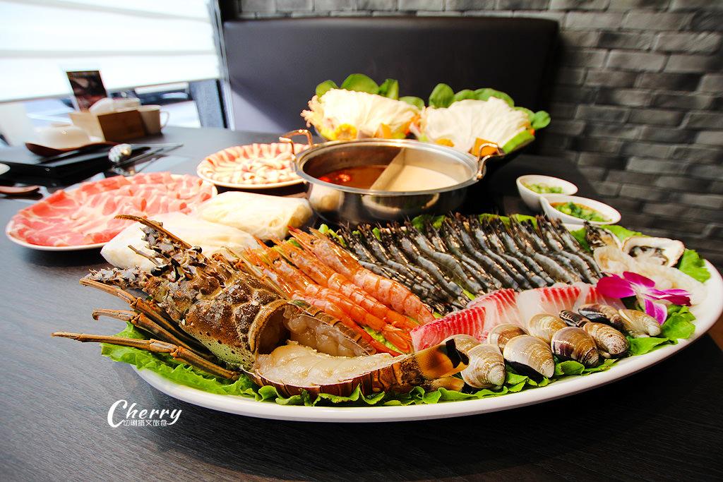 20171205000830_4 高雄|方圓涮涮屋新鮮海鮮盤,大隻龍蝦與滿滿蝦爆鍋