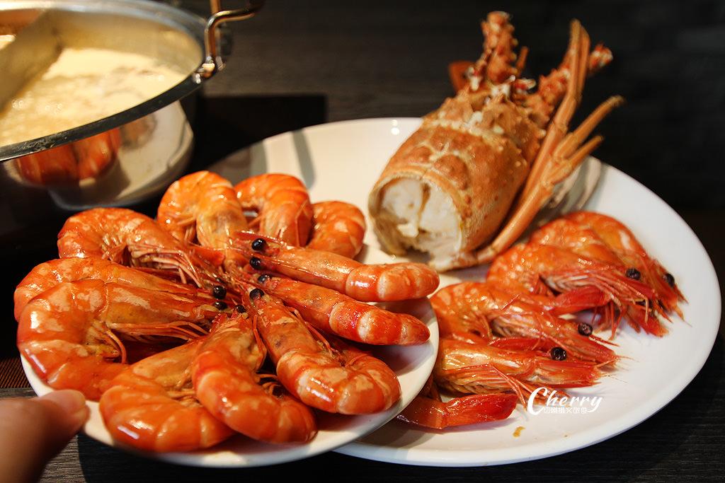 20171205001053_18 高雄|方圓涮涮屋新鮮海鮮盤,大隻龍蝦與滿滿蝦爆鍋