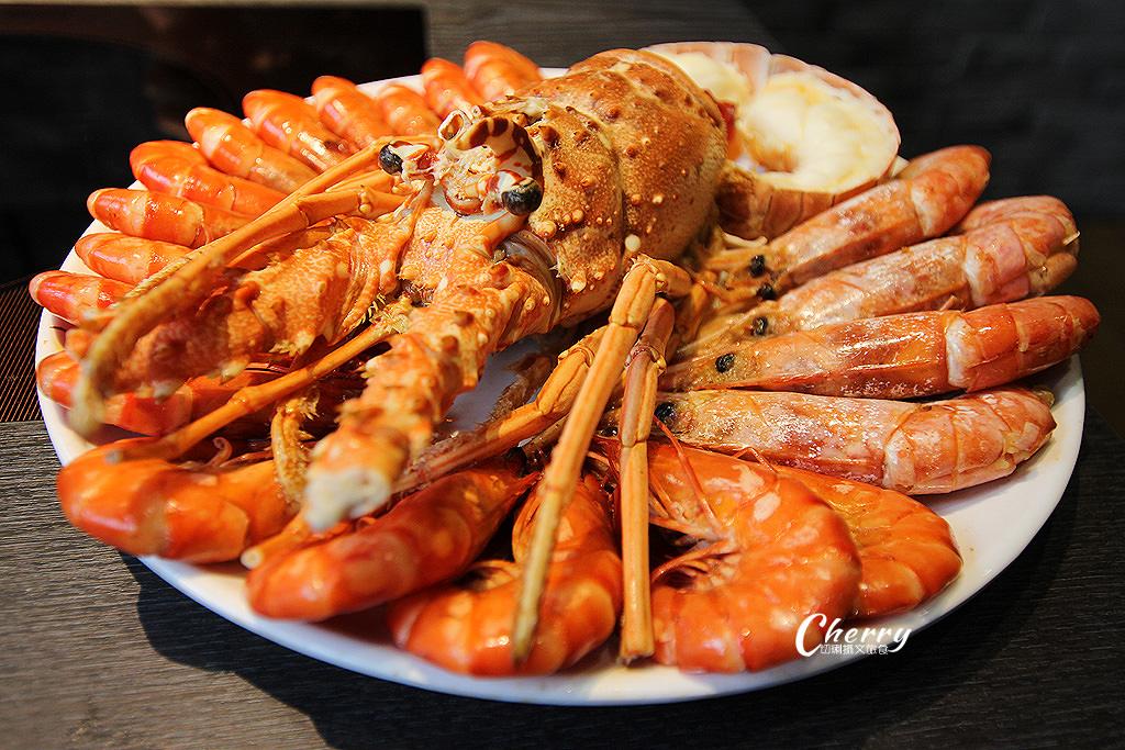 20171205001056_96 高雄|方圓涮涮屋新鮮海鮮盤,大隻龍蝦與滿滿蝦爆鍋