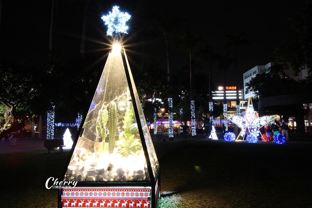 20171208121509_66 屏東|聖誕節燦爛在屏東公園,走在主題燈區浪漫體驗