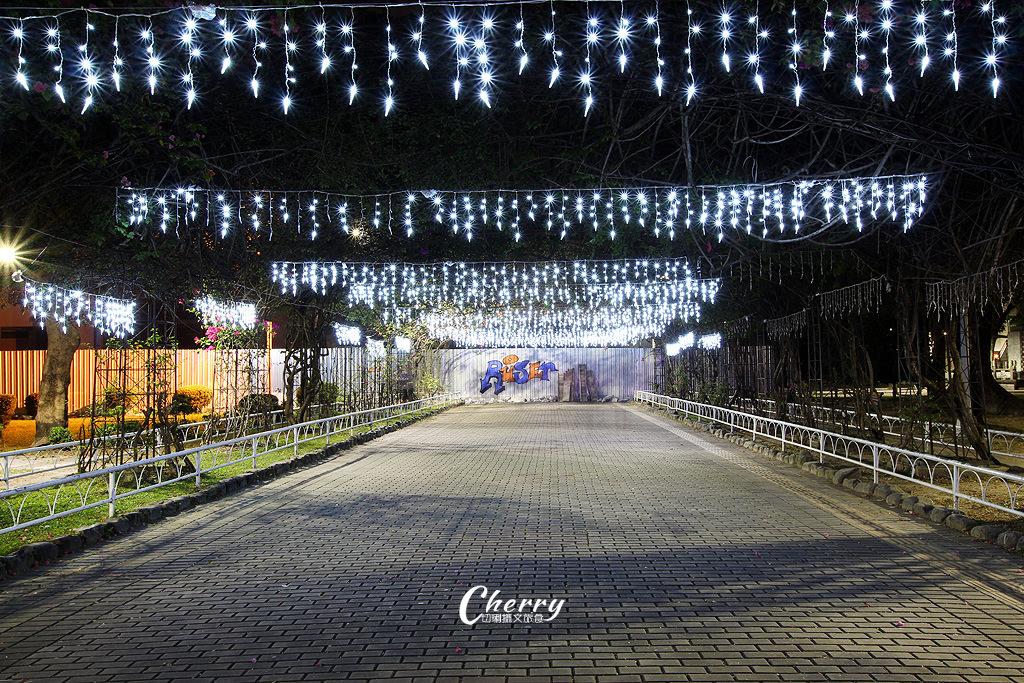 20171208121817_62 屏東|聖誕節燦爛在屏東公園,走在主題燈區浪漫體驗