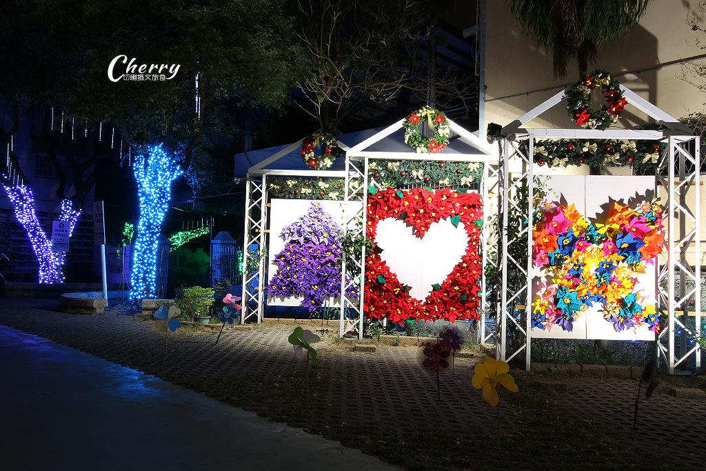 20171213070649_38 高雄|鳳山教會,聖誕點燈增添異國浪漫情調