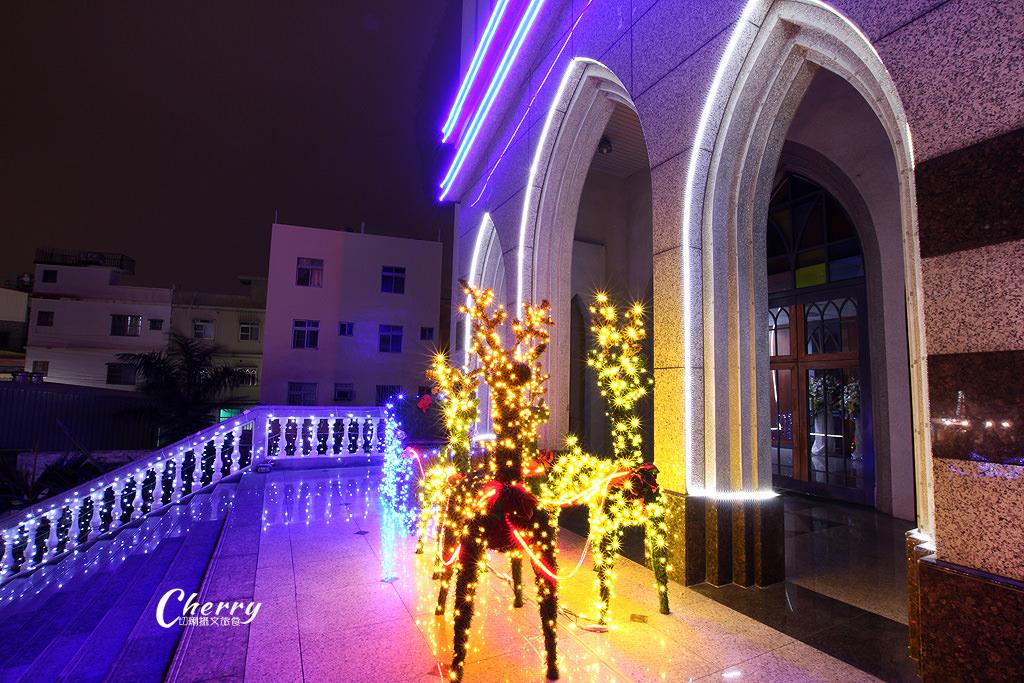 20171213070659_34 高雄|鳳山教會,聖誕點燈增添異國浪漫情調