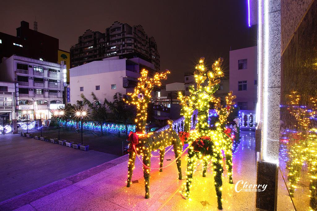 20171213070704_48 高雄|鳳山教會,聖誕點燈增添異國浪漫情調