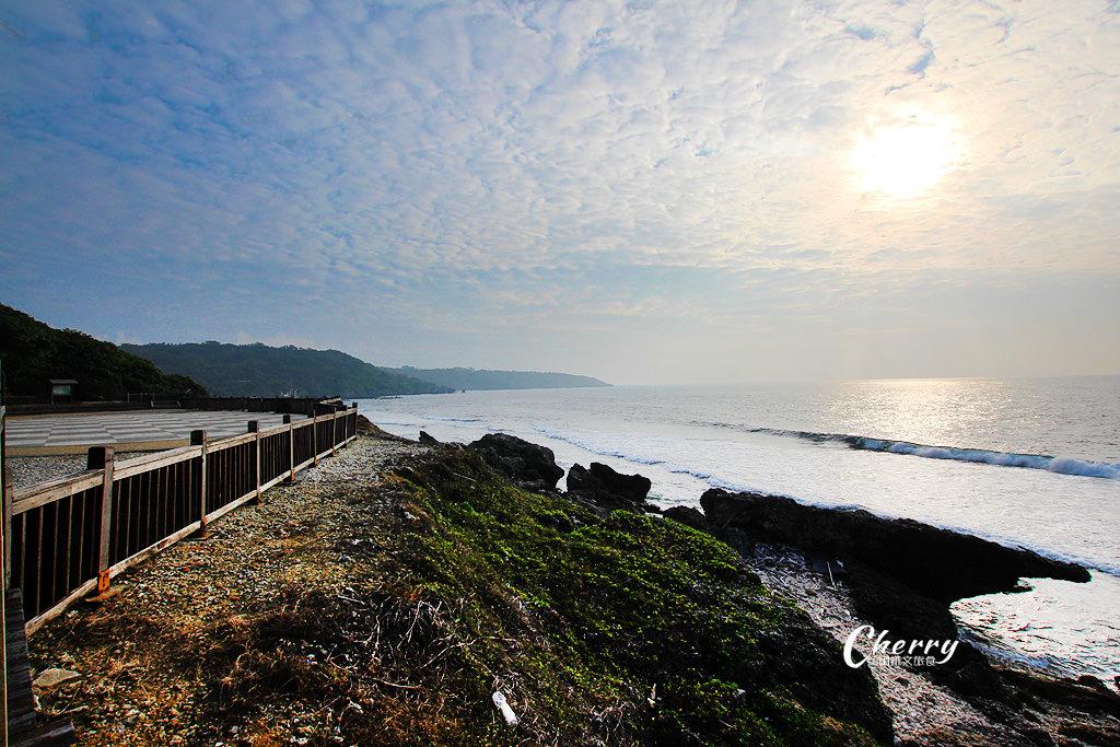 小琉球景點-杉福生態廊道、舊炮陣地