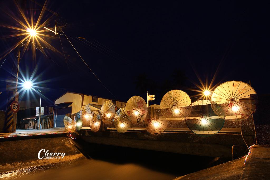 20171224113329_25 高雄|美濃冬遊夜傘亮,看稻草地景裝置,稻美濃藝同放傘