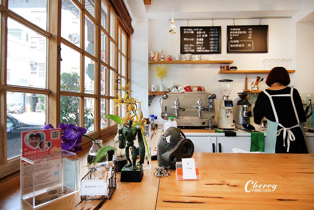 20180203102918_60 嘉義 民雄慢靈魂咖啡,在小空間裡享受藍調氛圍大自在
