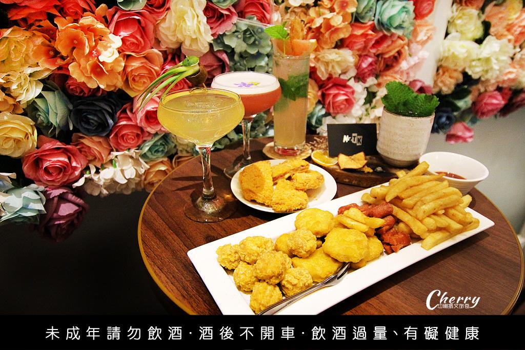 高雄酒吧Mr.TK 乾燥花Bar