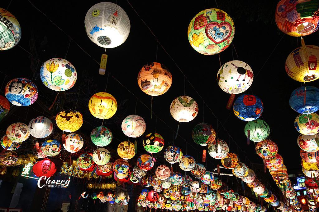 台南普濟殿花燈、元宵燈會