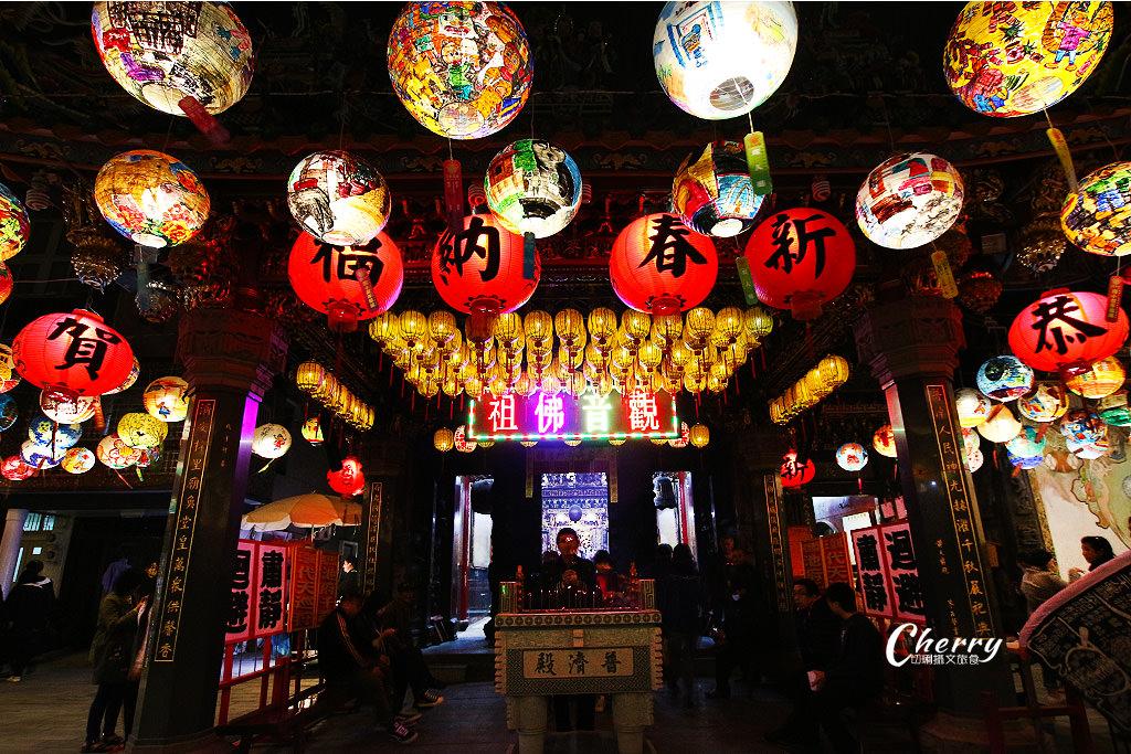 20180310044933_50 台南|普濟殿元宵燈會,千盞彩繪花燈繽紛照夜空