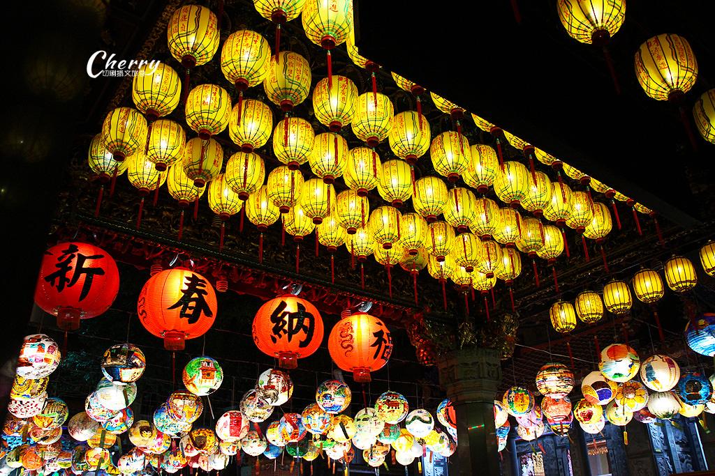 20180310044935_55 台南|普濟殿元宵燈會,千盞彩繪花燈繽紛照夜空