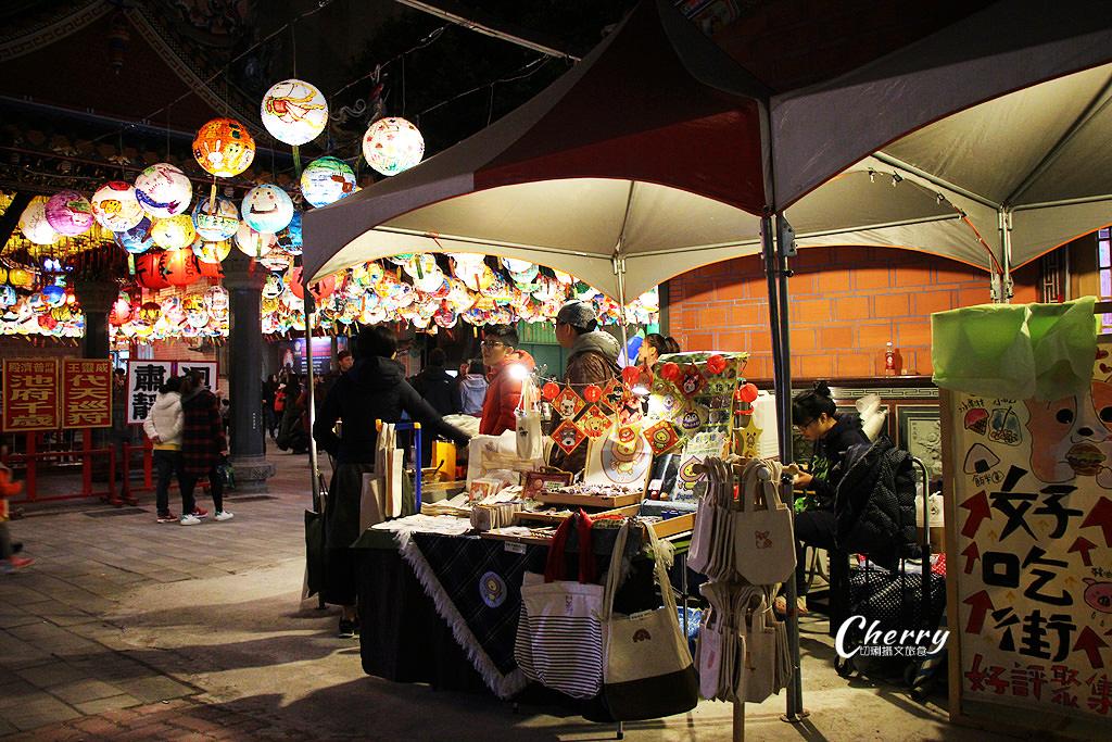 20180310045001_13 台南|普濟殿元宵燈會,千盞彩繪花燈繽紛照夜空