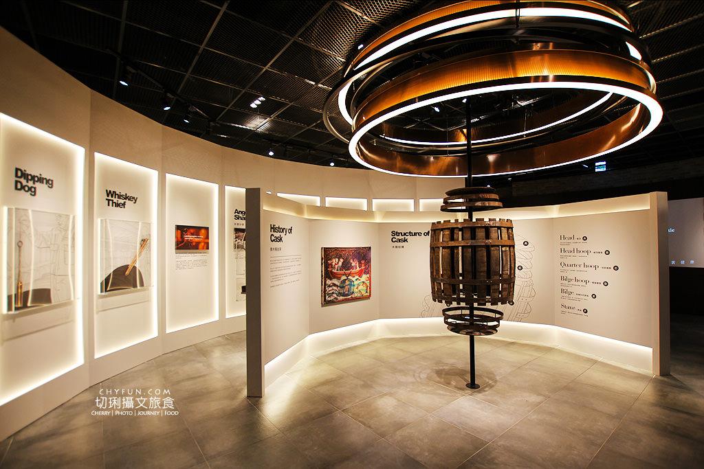20180428172301_39 澎湖 威士忌博物館在澎澄購物中心,原汁原味呈現與經典打造精緻