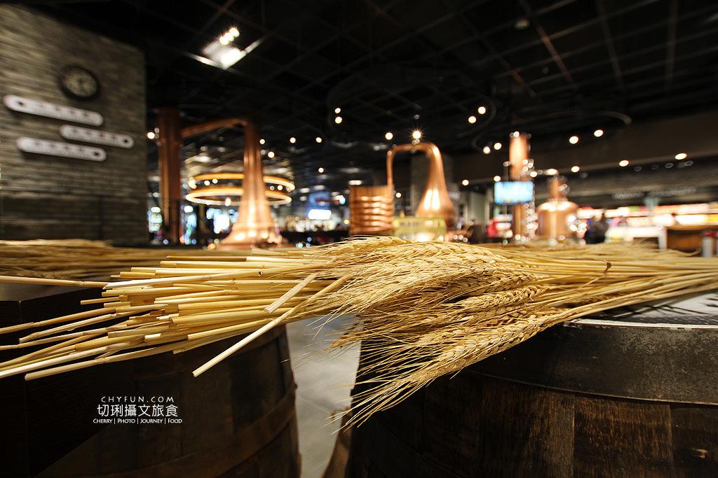 20180428172304_55 澎湖 威士忌博物館在澎澄購物中心,原汁原味呈現與經典打造精緻