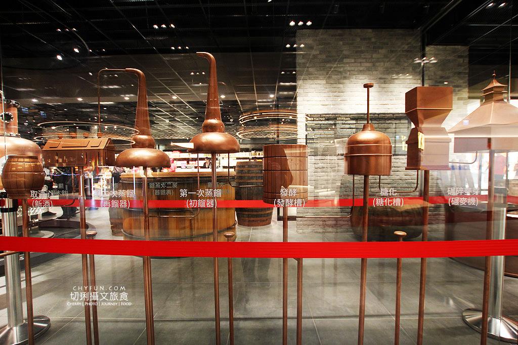 20180428172319_3 澎湖 威士忌博物館在澎澄購物中心,原汁原味呈現與經典打造精緻