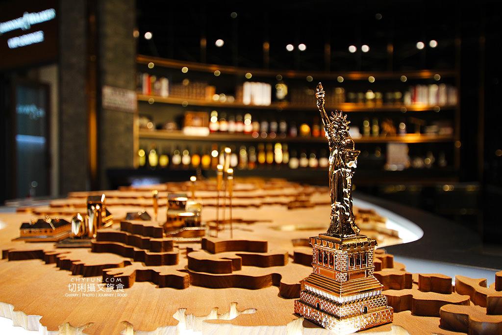 20180428172416_38 澎湖 威士忌博物館在澎澄購物中心,原汁原味呈現與經典打造精緻