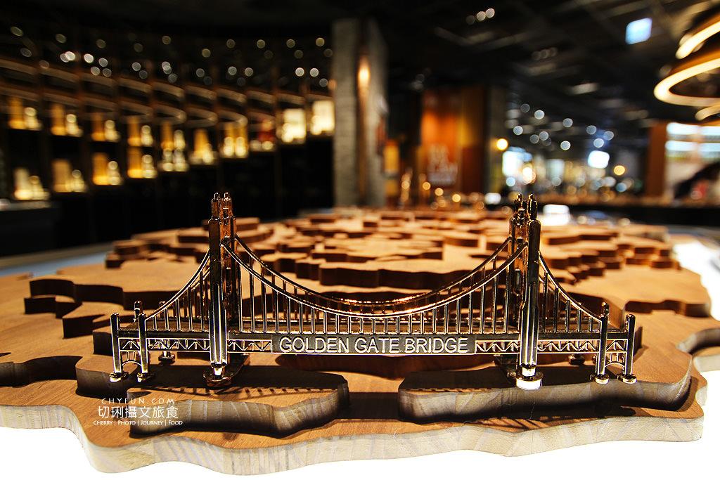 20180428172419_89 澎湖 威士忌博物館在澎澄購物中心,原汁原味呈現與經典打造精緻