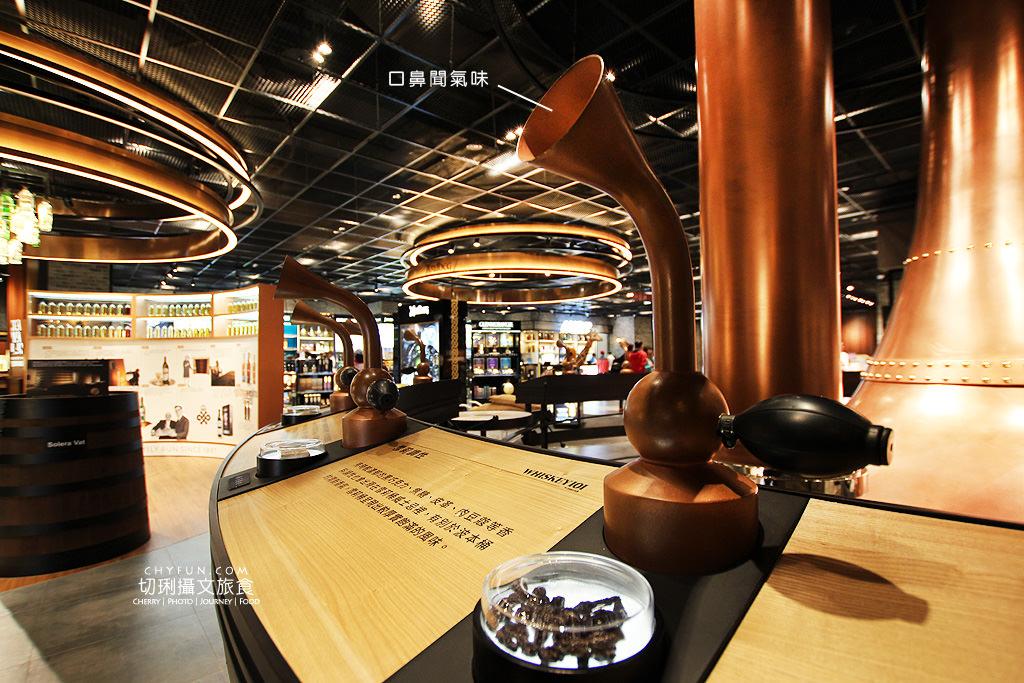 20180428172422_64 澎湖 威士忌博物館在澎澄購物中心,原汁原味呈現與經典打造精緻