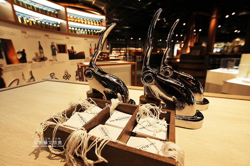 20180428172440_1 澎湖 威士忌博物館在澎澄購物中心,原汁原味呈現與經典打造精緻