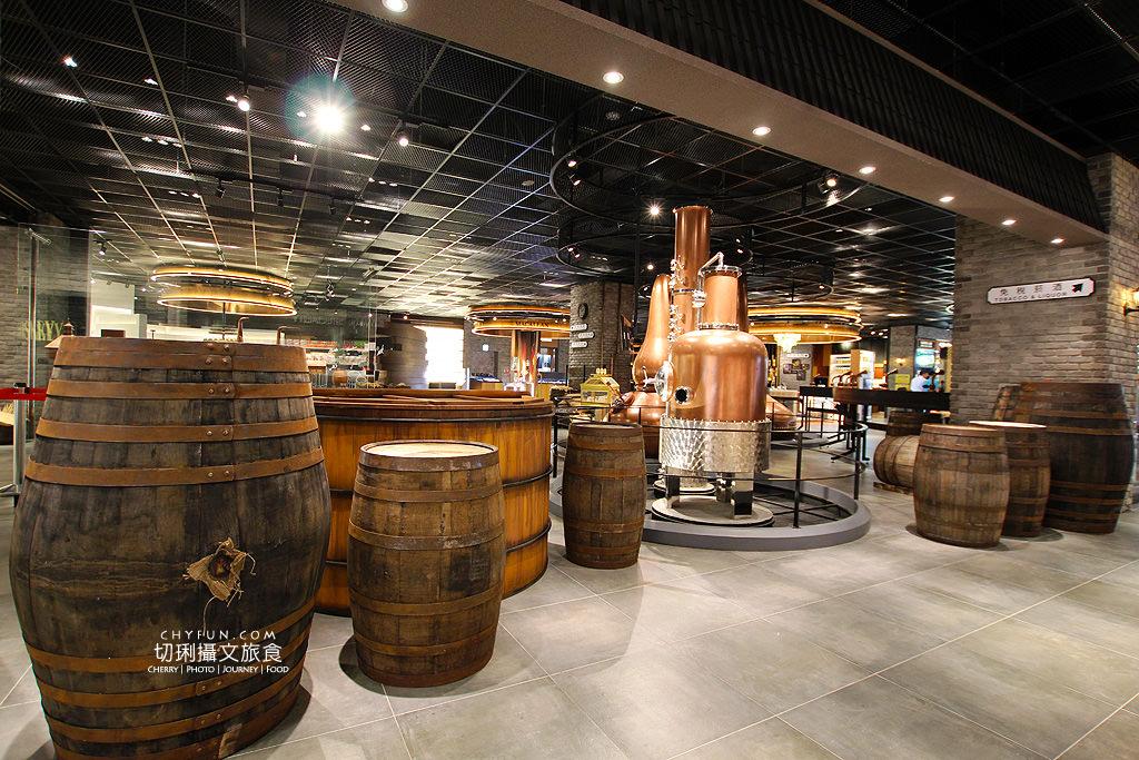 20180428172449_33 澎湖 威士忌博物館在澎澄購物中心,原汁原味呈現與經典打造精緻