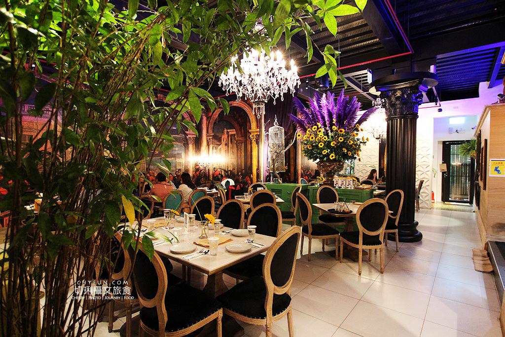 20180502114715_53 高雄|Woo Taiwan泰式料理,泰北菜色、華麗宮廷風餐廳