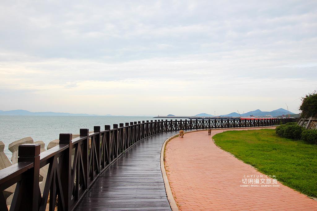 20180515034642_28 馬祖 星巴克全台最北端,在南竿福澳港邊看海喝咖啡