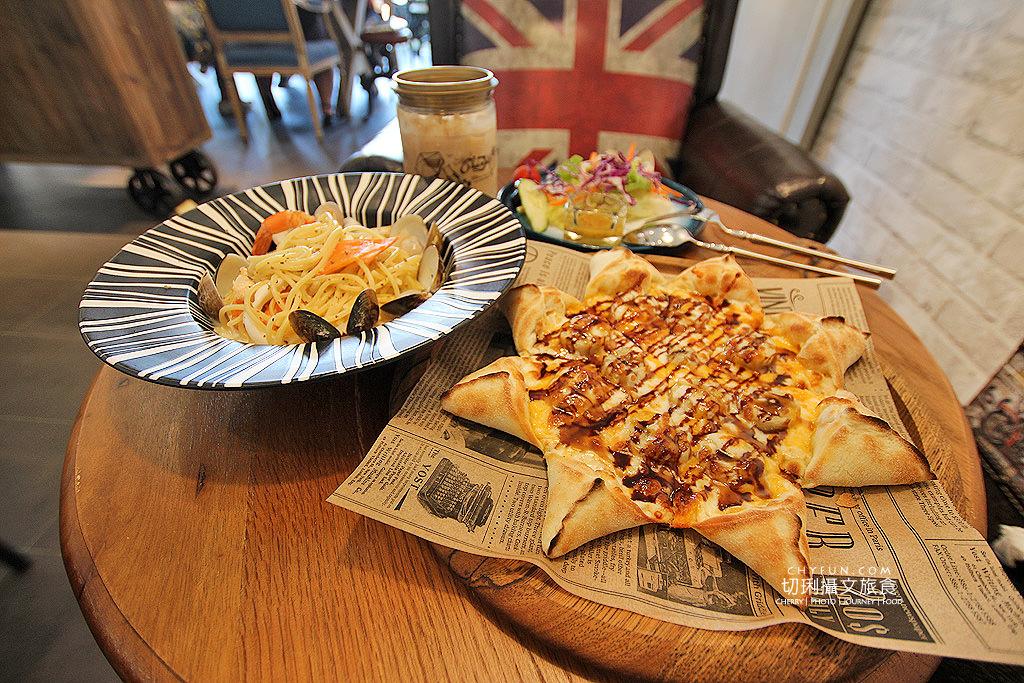 澎湖美食雛菊餐桌