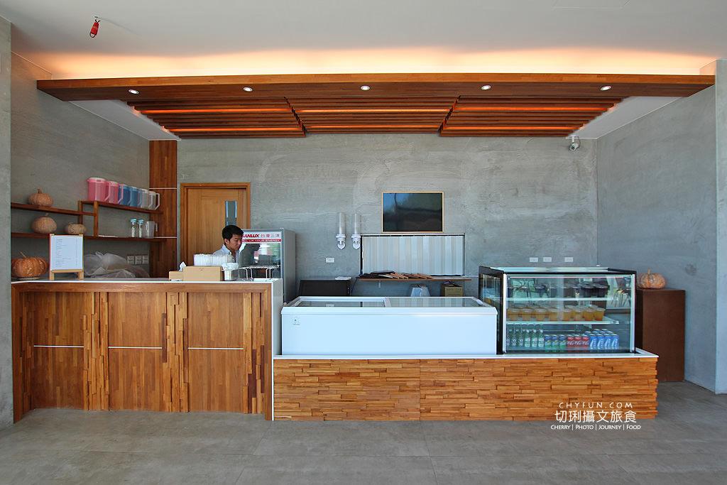 20180616183050_67 澎湖|大菓葉冰淇淋文化館,在依山傍海的純白建築玻璃屋吃冰喝咖啡