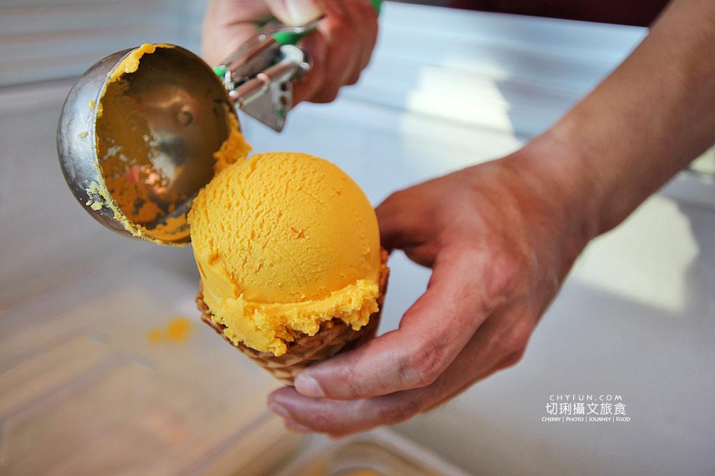 20180616183114_11 澎湖|大菓葉冰淇淋文化館,在依山傍海的純白建築玻璃屋吃冰喝咖啡