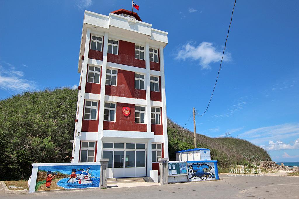 20180616183138_38 澎湖|大菓葉冰淇淋文化館,在依山傍海的純白建築玻璃屋吃冰喝咖啡