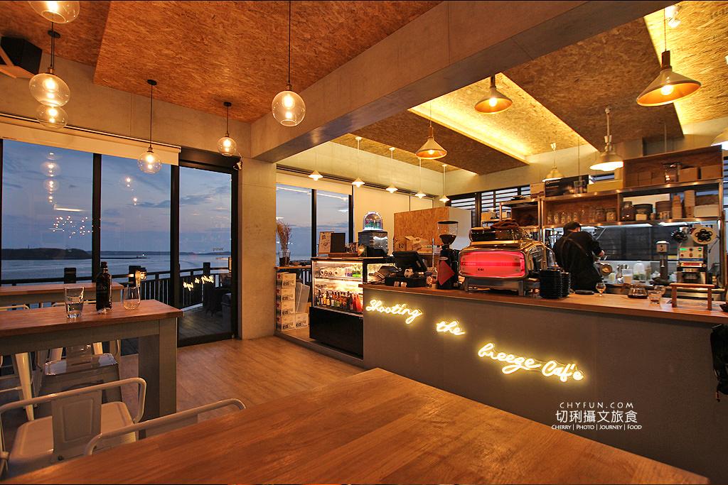 澎湖遊艇碼頭、吹吹風精品咖啡館碼頭餐酒館