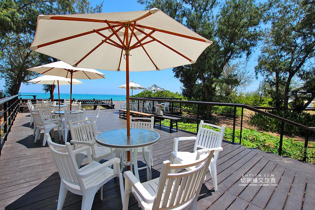 澎湖咖啡館、林投公園及林春咖啡館