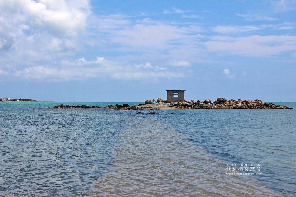 20180810041222_13 澎湖 講美小屋海中崗哨,延伸海中央清澈海水聽海聲