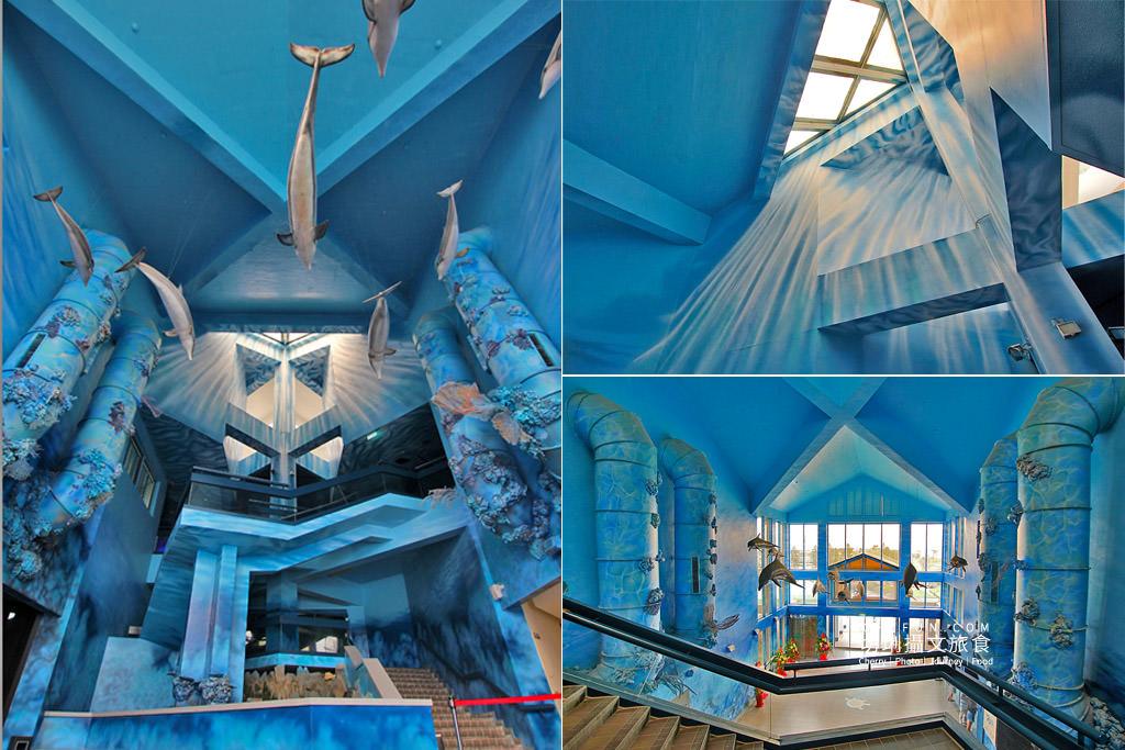 20180822221842_11 澎湖|澎湖水族館重新開幕,美麗藍色海洋世界再現