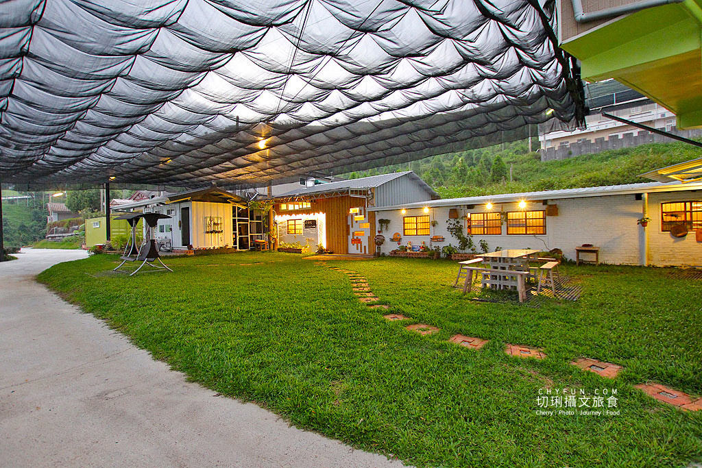 嘉義美食、太平雲梯、琥珀社咖啡莊園