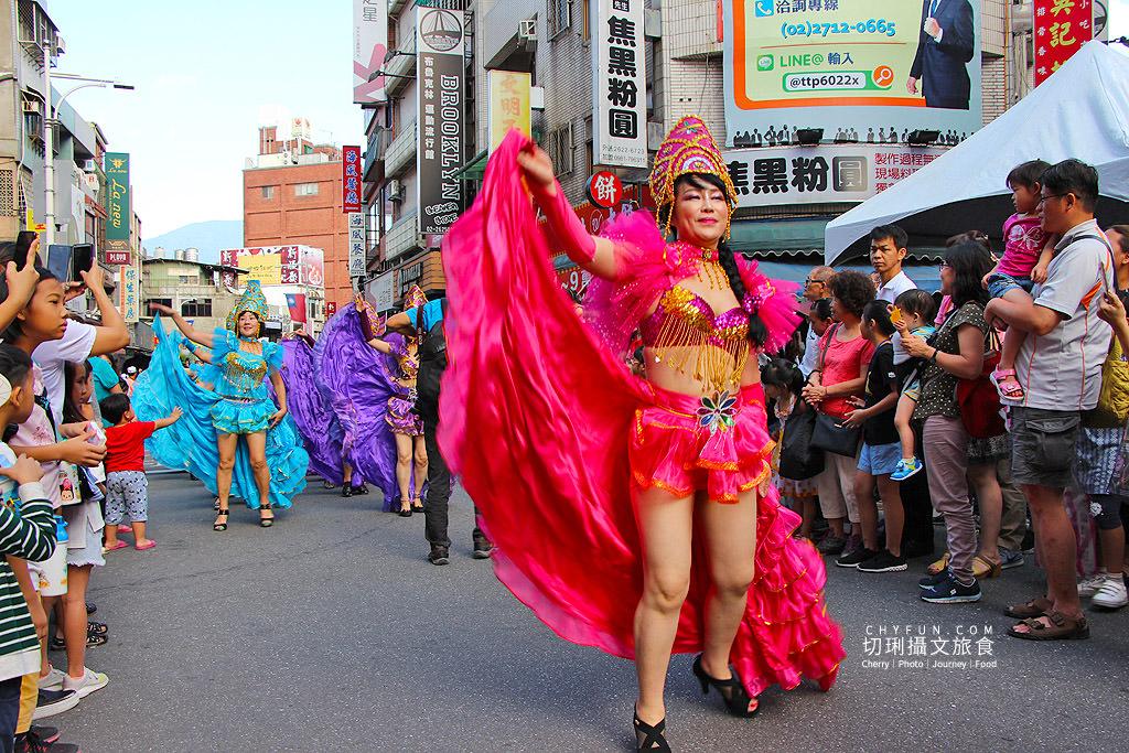 20181009153243_87 新北|淡水環境藝術節,藝術踩街千人蜂擁超熱鬧
