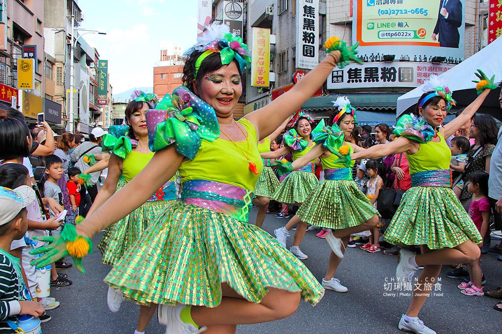 20181009153246_45 新北|淡水環境藝術節,藝術踩街千人蜂擁超熱鬧